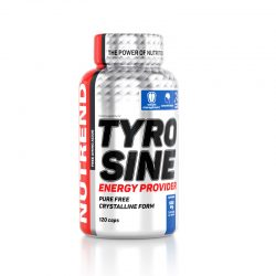Tyrosine 120 caps (Nutrend)