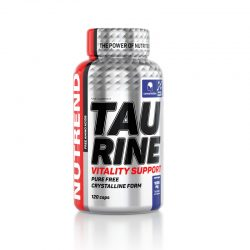 Taurine 120caps (Nutrend)
