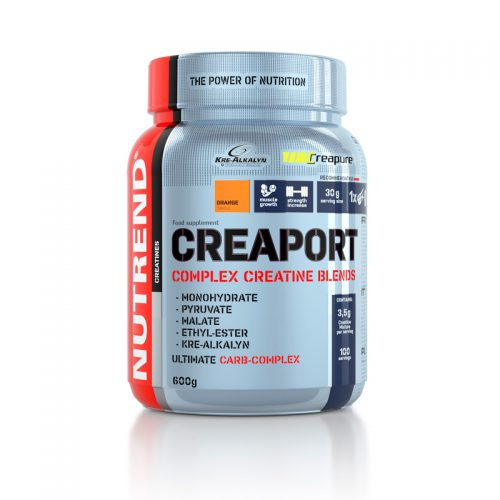 Creaport 600gr (Nutrend) Orange