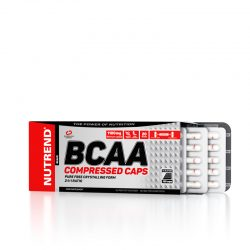 BCAA Compressed 120 caps (Nutrend)