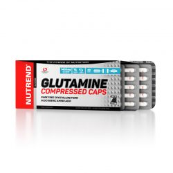 Glutamine Compressed 120 caps (Nutrend)