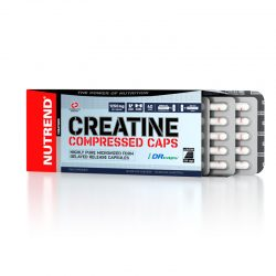 Creatine Compressed 120caps (Nutrend)