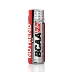 BCAA Liquid Shot 20x60ml (Nutrend)