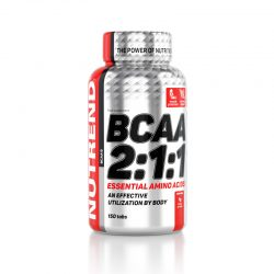 BCAA 2:1:1, 150tabs (Nutrend)