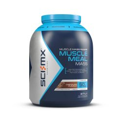 Muscle Meal Mass 2170g (Sci-MX)