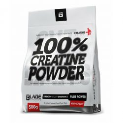 100% Creatine Powder Blade 500gr