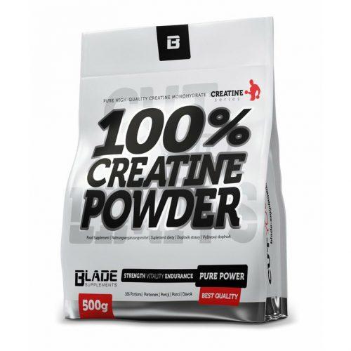 100% Creatine Powder Blade 500gr