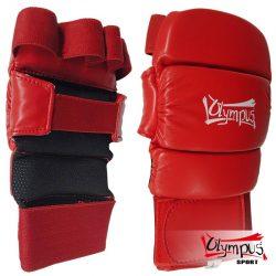 Γάντια Jiu-Jitsu Olympus PU Hi-Tech - 48014421 Red