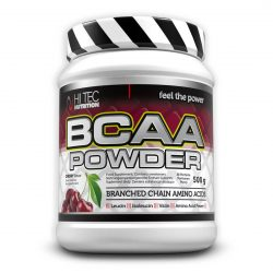 BCAA Powder 500gr Hitec Nutrition Cherry