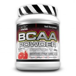 BCAA Powder 500gr Hitec Nutrition Grapefruit