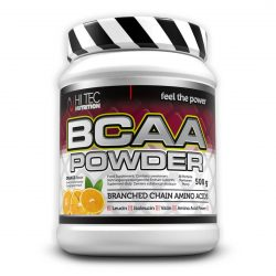 BCAA Powder 500gr Hitec Nutrition Orange
