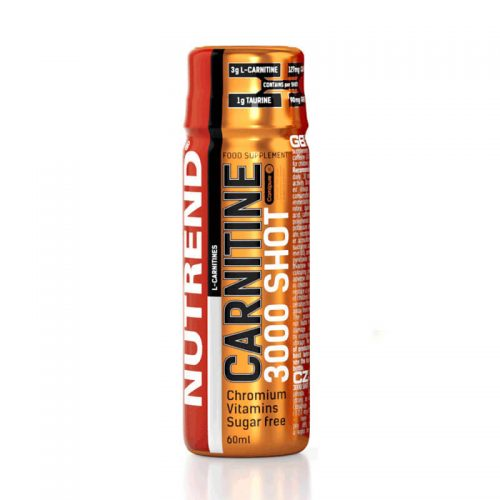 Carnitine 3000 shot 60ml (Nutrend)