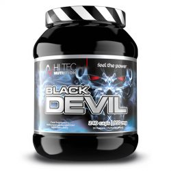 Hitec Nutrition Black Devil 240 caps