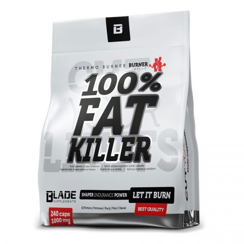 Hitec Nutrition Blade Supplements 100% Fat Killer