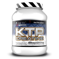 Hitec Nutrition KTP Creatine 200 caps