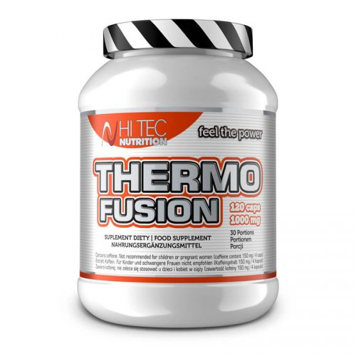 Hitec Nutrition Thermo Fusion Stack II 120 caps