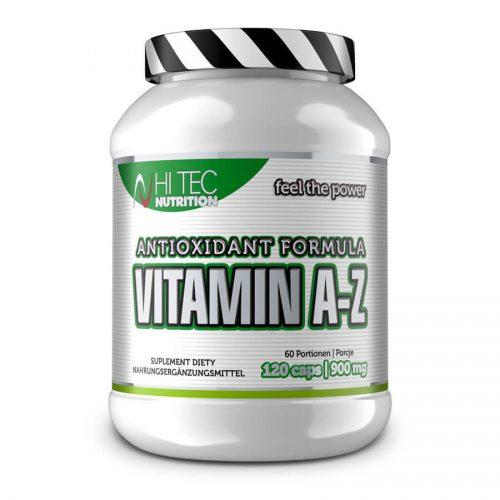 Hitec Nutrition Vitamin A-Z Antioxidant 120 caps