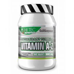 Hitec Nutrition Vitamin A-Z Antioxidant 60 caps