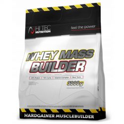 Hitec Nutrition Whey Mass Builder 3000g
