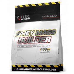 Hitec Nutrition Whey Mass Builder 3000g