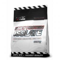 Hitec Nutrition Whey Protein Isolate 2250g