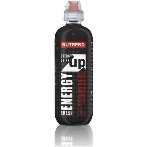 Smash Energy Up 500ml (Nutrend) Cola