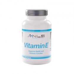 Vitamin E 120 softgels (NLS)