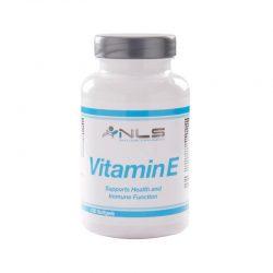 Vitamin E 120 softgels (NLS)
