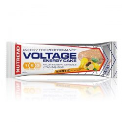 Voltage Energy Cake 65g (Nutrend) Exotic
