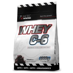 Hitec Nutrition Whey C-6 1000g Chocolate