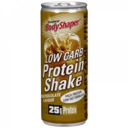 Weider Low Carb Protein Shake 250ml Chocolate