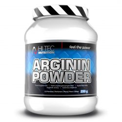 Arginine Powder 250gr Hitec Nutrition