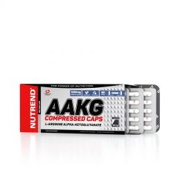 AAKG Compressed 120 caps (Nutrend)
