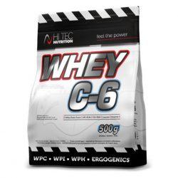 Hitec Nutrition Whey C-6 500g