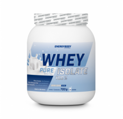 Whey Isolate 100%, 700g (EnergybodySystems)