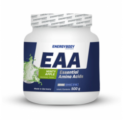 EAA Essential Amino Acids 500g (Energybody Systems) Minty Apple