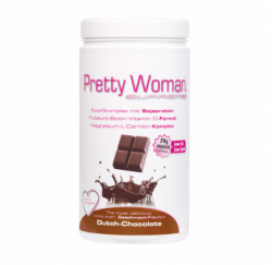 Pretty Woman 420g (Energybody Systems) Dutch Chocolate