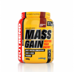Mass Gain 1000g (Nutrend) Chocolate