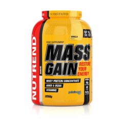 MASS GAIN 2250g (NUTREND) Chocolate