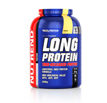 Long Protein 2200g (Nutrend) Chocolate