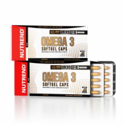 Omega 3 Compressed 120caps (Nutrend)