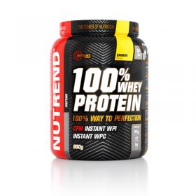 100% Whey Protein 900gr (Nutrend)
