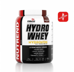 Hydro Whey 800g (Nutrend) Chocolate