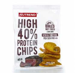 High Protein Chips 40g (Nutrend) Salt