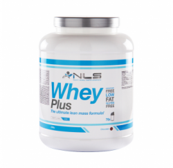 Whey Plus 2280g (NLS) Chocolate