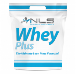 Whey Plus, 4540g (NLS) Chocolate