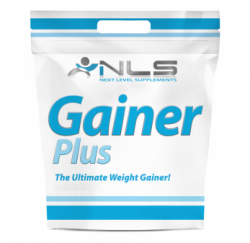 Gainer Plus 4540g (NLS) Chocolate