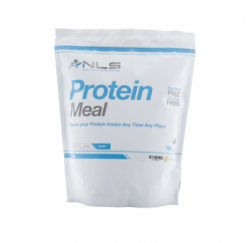 Protein Meal 1000g Bag (NLS) Choco Brownie