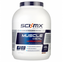 Muscle Meal Hardcore 2170g (Sci-MX) Chocolate