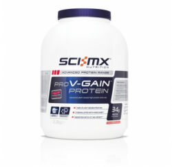 Pro V-Gain Protein 2200g (Sci-MX) Chocolate